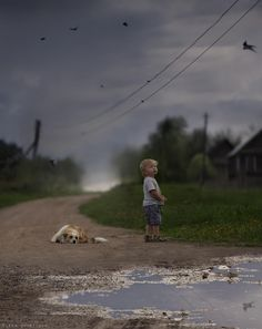 Russian mom captures family, farm life in beautiful photos