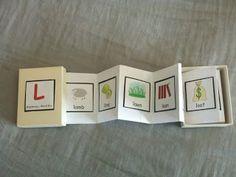 Speech Gadget: Articulation Boxes - such an easy idea!