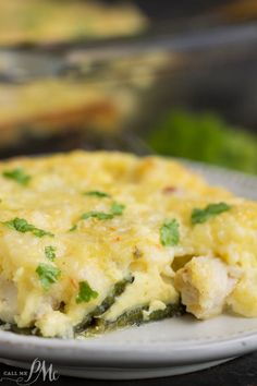 Here's one to get excited about, Poblano Pepper Chili Rellenos Casserole is a super easy and tasty take on classic Chiles Rellenos! This casserole recipe has a creamy and cheesy chicken and egg mixture with flavorful poblano chiles. Mexican Cooking, Mexican Food Recipes, Egg Recipes, Cooking Recipes, Meatless Recipes, Chili Relleno Casserole, Eggs In Peppers, Food Fantasy, Stuffed Poblano Peppers