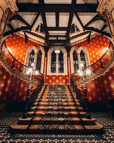 """美術館や博物館など、アートを楽しむ場所はたくさんありますが、忘れてはいけないのが""""建築""""というアート。実はそんなアートな建築がたくさんある場所は、イギリスのロンドンなんです。今回は、ロンドンの美しすぎる建築を10個ご紹介します。"""