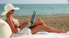 """You might be a Real Estate agent if a """"working vacation"""" is the only vacation you know…"""