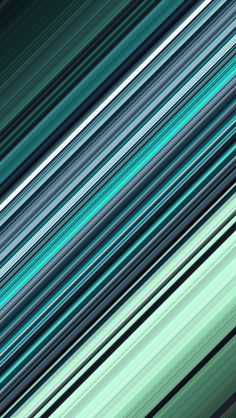 Blue & Green Stripe iPhone5 スマホ用壁紙