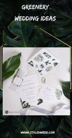 tropical hawaii theme wedding Invite with belly band and tag SWPI029 #wedding#weddinginvitations#stylishwedd#stylishweddinvitations #vellumweddinginvitations