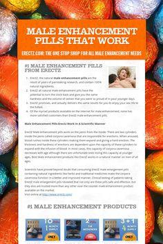 Male Enhancement Pills That Work
