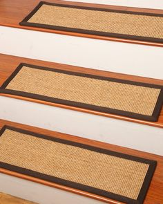Madelina Sisal Carpet Stair Tread (Set of 13)