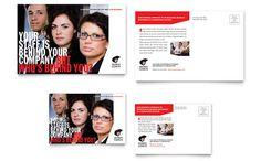 18 best postcard ideas images on pinterest postcard design business executive coach postcard template flashek Gallery