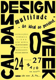 Caldas Design Week 0 - José Torres