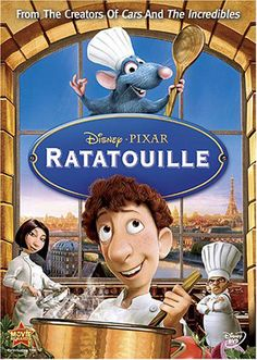Ratatouille [Enregistrament de vídeo] / Walt Disney Pictures presents a Pixar Animation film ; screenwriter and director: Brad Bird ; produced by Brad Lewis Madrid : Walt Disney, DL [Setembre Disney Pixar, Disney Cinema, Dvd Disney, Film Disney, Disney Movies, Films Hd, Hd Movies, Movies To Watch, Movies And Tv Shows