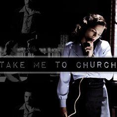 Take Me To Church: Howard/Peggy