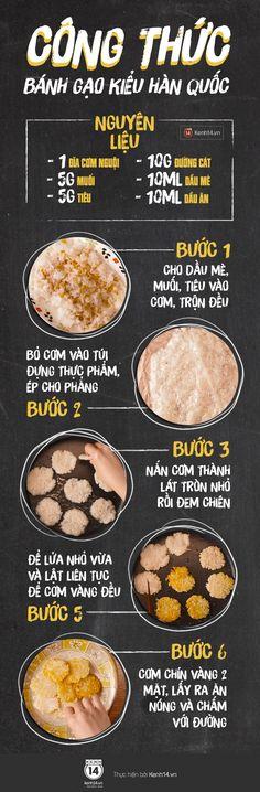 """Công thức bánh gạo chiên Hàn Quốc """"dễ không tưởng"""" từ cơm nguội còn thừa - Ảnh 1."""