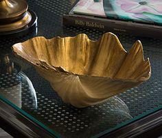 Coastal Home Decor - Decorative Clam Shell Bowl - Antique... http://www.amazon.com/dp/B00LK2KG74/ref=cm_sw_r_pi_dp_G9npxb17MRMT8