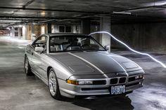 1991 BMW 850i 6 speed manual V-12