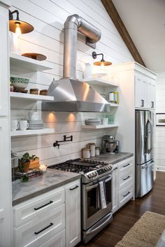 Fixer Upper Season 4 Episode 16   The Little Shack on the Prairie   Chip and Joanna Gaines   Waco, Tx   Kitchen