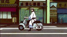 Life is like... ah, crap.  Gintoki Gintama (gif)