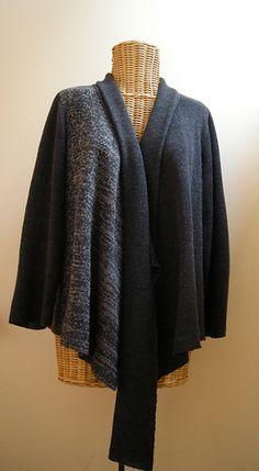 Ravelry: Friendly Cardigan pattern by Christine Durbridge