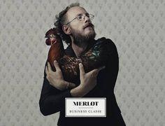 Merlot - Business Classe, un album carrément chic!