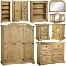 Furniturecouk Various Packages For Corona In Pine Only - Corona bedroom furniture sale