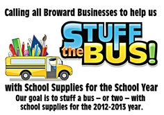 Stuff the Bus Campaign