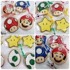 Galletas  Mario Bros