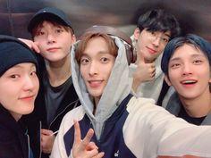Woozi, Jeonghan, Diecisiete Wonwoo, The8, Seungkwan, Vernon, Seventeen Album, Seventeen Wonwoo, Hip Hop