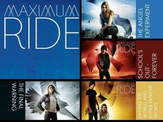 I can't rave enough about The Maximum Ride series by James Patterson. Max is my favorite book character out of all the books I've read (and I've read a lot). This is a book for kids and adults. Each book sucks you in so much that you turn the last page and can't believe you read the whole book in one day.