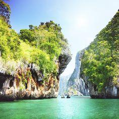 Inselparadiese entdeckten in Thailand!  9 Tage 4* ab 927€ p.P. inkl. Flug & Frühstück: http://bit.ly/150aK8J