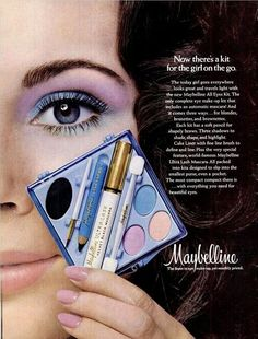 Image detail for -Vintage ads: cosmetics, 1970s - Found in Mom's Basement
