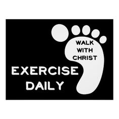 Walk With Christ Posters