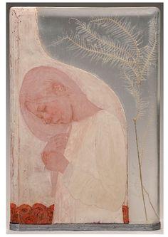 Illustrations, Illustration Art, Japanese Art Modern, Japan Painting, Japan Art, Moon Art, Portrait Art, Figurative Art, Art Inspo