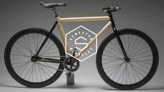Semester Bike by Ben Selden Powell. Bamboo + carbon fiber composite bicycles. Locally grown and built to create brighter futures for the people of Greensboro, AL.