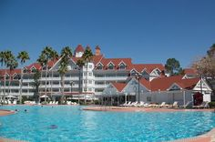 Disney-Grand-Floridian Pool. Love the pool..