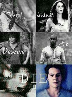 They didn't deserve