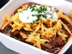 loved this 5 stars it s chili by george beef mince recipes all recipes ...