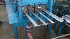 Website: http://www.rollformingmachine.co/ Mail ; gurukrupaind55@gmail.com Mobile: 0091- 96011 55559 Skype: gurukrupaind   We are one of the leading manufacturer & exporter of c to z purlin roll forming machine, corrugated roll forming machine, roofing sheet roll forming machine, highway guardrail roll forming machine, metal stud roll forming machine, Ceiling channel roll forming machine, stud track roll forming machine, false channel roll forming machine, arch sheet roll forming ...
