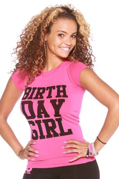 Birthday Girl Tshirt