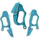 """Set of 3 Open-sezz-me Plastic Package Openers, Cure """"Wrap Rage"""" NEW  http://lb-01tablet.com"""