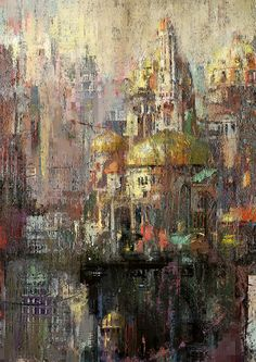Par Def : Photo Photos, Painting, Art, Cityscapes, Scene, Art Background, Pictures, Painting Art, Kunst