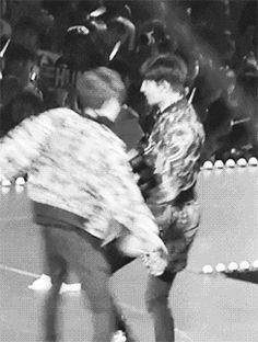 Chansoo!! These two! XD 1/2