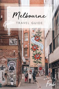 Things to do in Melbourne: Melbourne Travel Guide featured by popular San Francisco travel blogger, WTFab