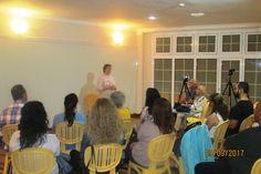 Compartir de la primera de las Conferencias del III Ciclo de Carmen Reyes en ADA.2