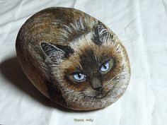 SIAMY by rockpainting , yvette, via Flickr