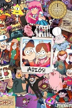 Find images and videos about bye, gravity falls and mabel on We Heart It - the app to get lost in what you love. Gravity Falls Dipper, Gravity Falls Poster, Gravity Falls Art, Cartoon Wallpaper, Disney Wallpaper, Monster Falls, Desenhos Gravity Falls, Fall Tumblr, Dipper And Mabel