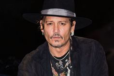 Una de las referencias de actualidad: el estilo de Johnny Depp