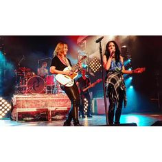 Dorothy from Dorothy the band, with Lzzy Hale
