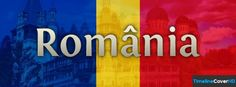 Romania Flag Timeline Cover 850x315 Facebook Covers - Timeline Cover HD