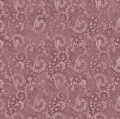Tatiana Paisley Tonal Mauve 1555-01  Such a beautiful,elegant tone-on-tone blender! Also in oyster neutrals and spruce green and winter sky gray!