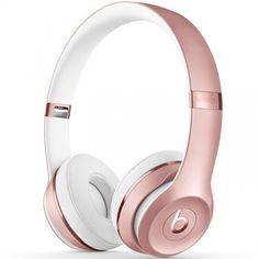 Beats Solo3 Wireless On-Ear Headphones in Rose Gold