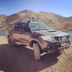 I love my ride!... Toyota Hilux 3.0