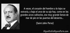 20 de septiembre de 1975► #TalDíaComoHoy falleció el poeta francés Saint-John Perse, #PremioNobel de Literatura 1960.