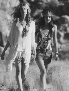 hippie chic | BOHO & HIPPIE CHIC STYLE